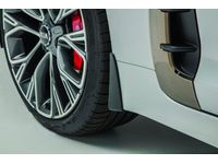 Kia Stinger Splash Guards - Rear - J5F46AC200