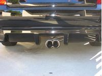 Kia Spectra Cat-Back Exhaust , 2004.5-2006 Spectra 4DR - UC050EX001A
