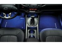 Kia Interior Lighting Kit - 3W068ADU00