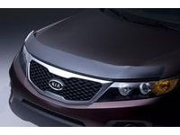 Kia Optima Hood Protector- Clear Film Kit, 2 Piece - 2T024ADU11