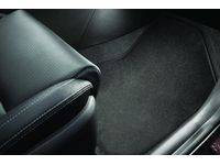 Kia Genuine Accessories UP050-AY125 All-Weather Floor Mat for Select Sportage Models