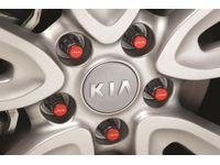 Kia U84402K000 Splined Lug Nut Kit