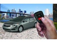 Kia Forte Koup Remote Start, Push Button Start Model - A7056ADU11