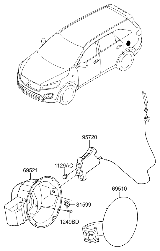 2015 Kia Sorento Vehicle Diagram. Kia. Auto Wiring Diagram