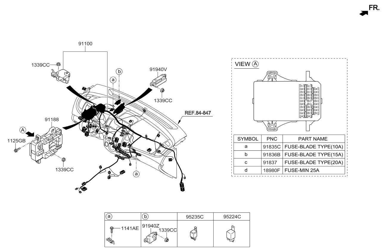 2010 Kia Forte Koup Radio Wiring Diagram