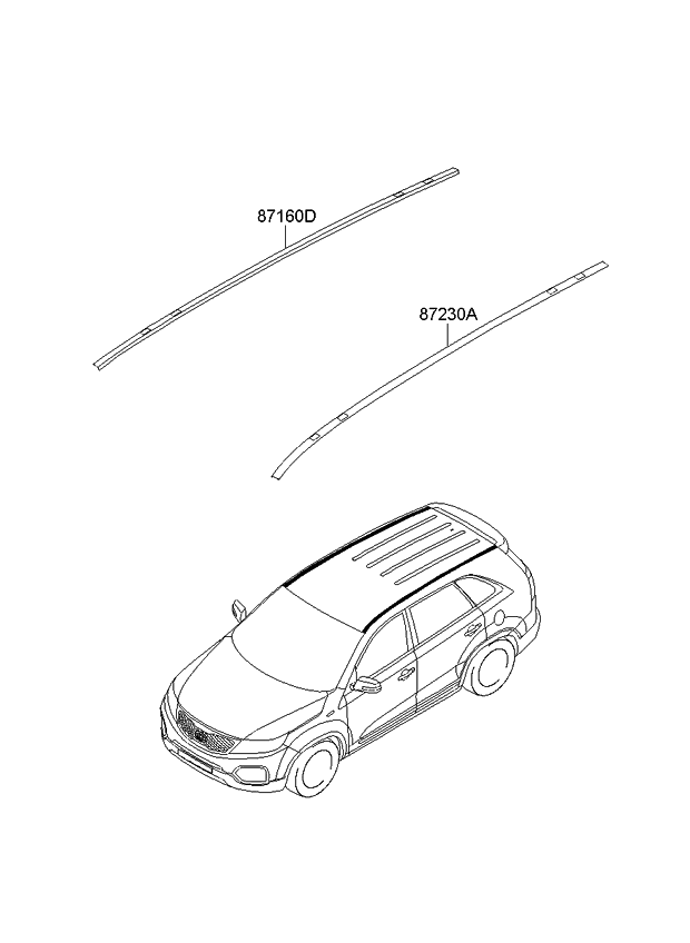 Steering /& Suspension Kit Front LH RH Set of 8 for 02-05 Kia Sedona New