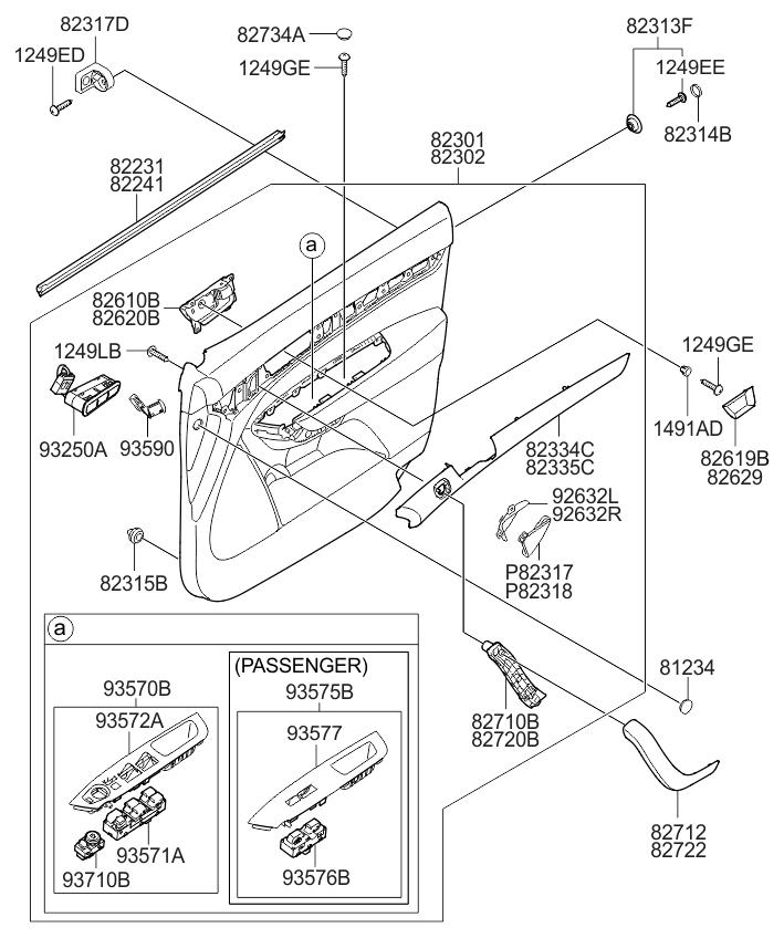 2011 Kia Sorento Parts Diagram Door 81359 • Wiring Diagram