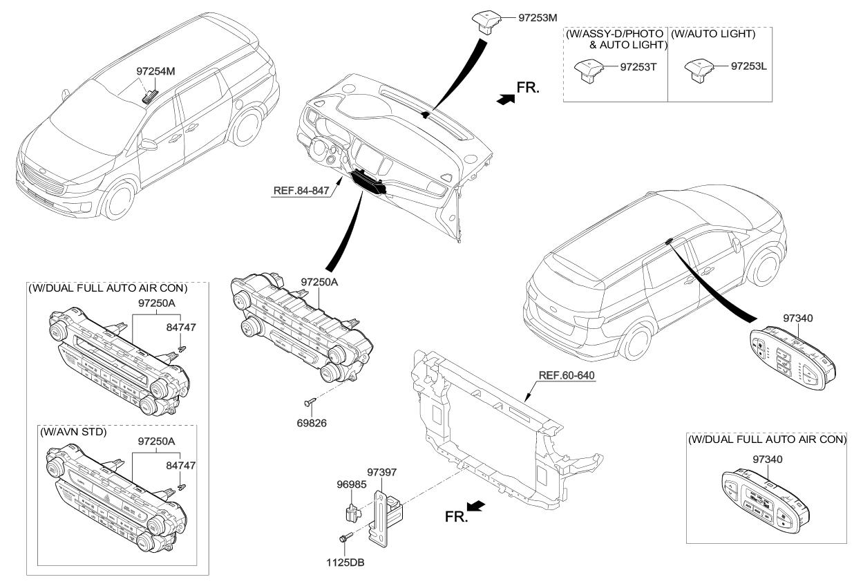 2014 kia sedona wiring diagram