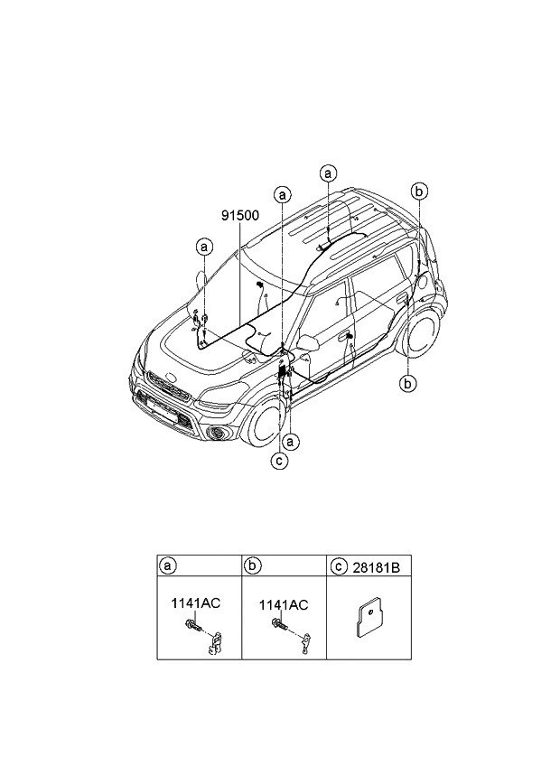kia soul parts diagrams  u2022 wiring diagram for free