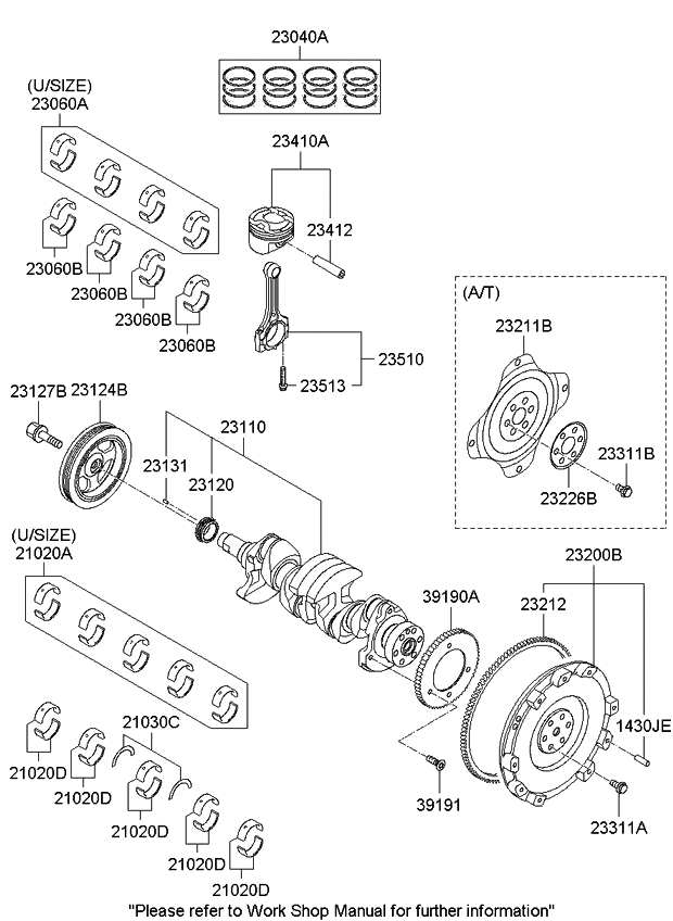 2012 Kia Soul Crankshaft Position Sensor Location
