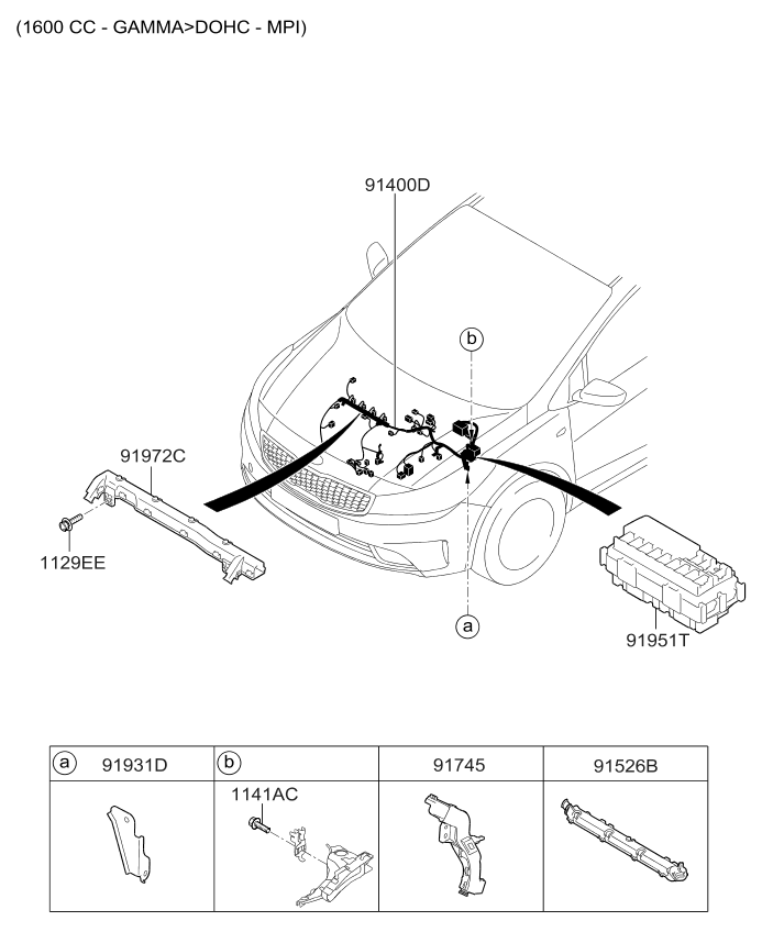 Kium Forte Wiring Diagram