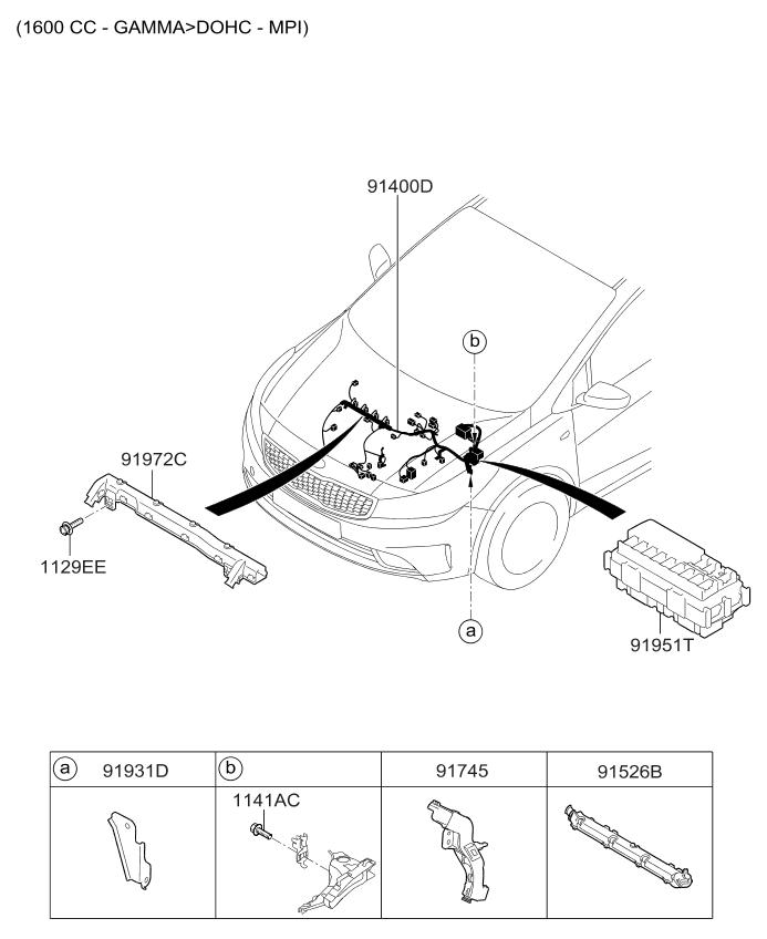 2017 kia forte control wiring kia parts now ignition switch wiring diagram chevy remote start kit for 2010 2018 hyundai