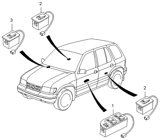 98 Kia Sportage Engine Wiring Diagram