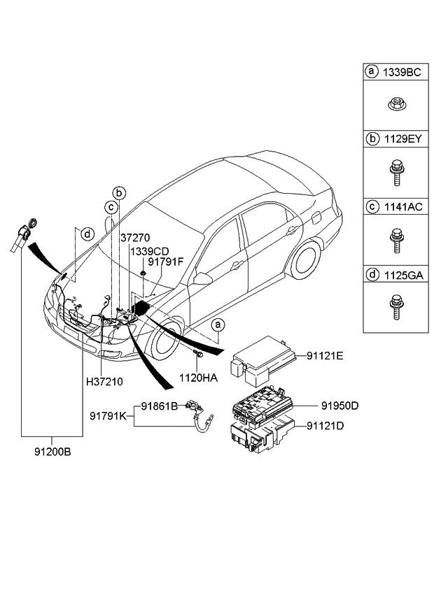 2007 Kia Spectra Engine Diagram • Wiring Diagram For Free