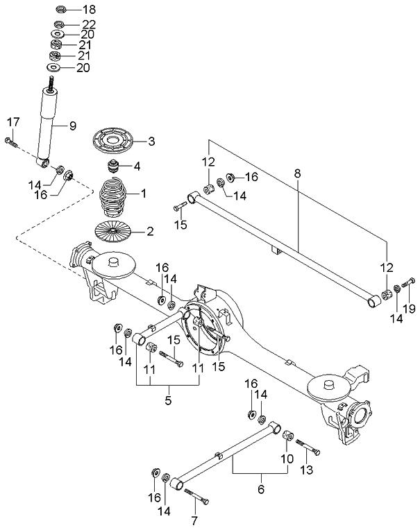 0k08e28010a genuine kia spring coil,rear 2002 mitsubishi mirage engine diagram 2001 kia sportage rear suspension mechanism
