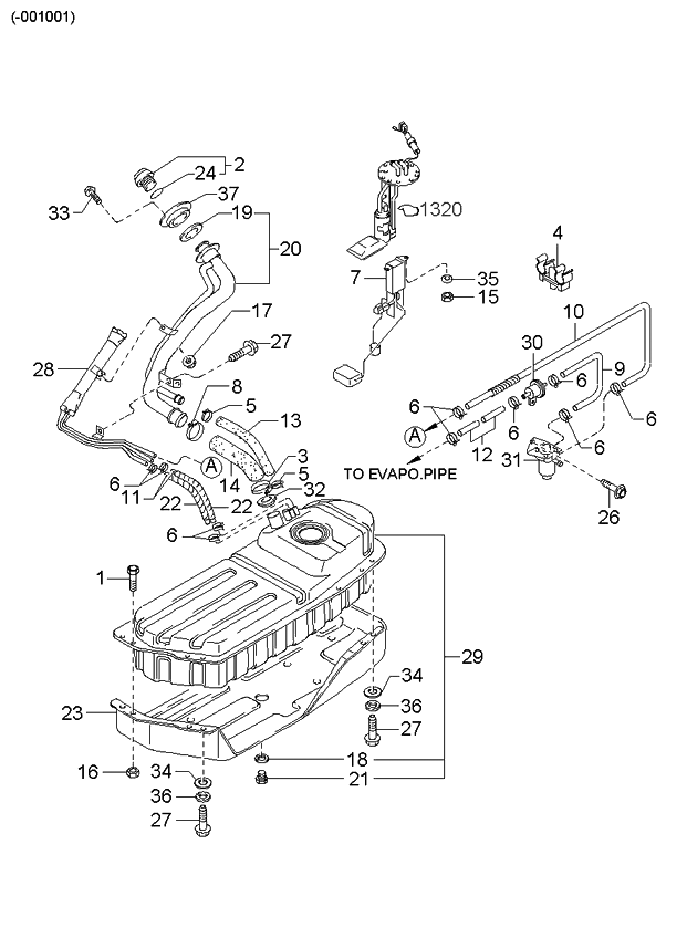 Wiring Diagram PDF: 2002 Kia Sportage Engine Diagram Fuel