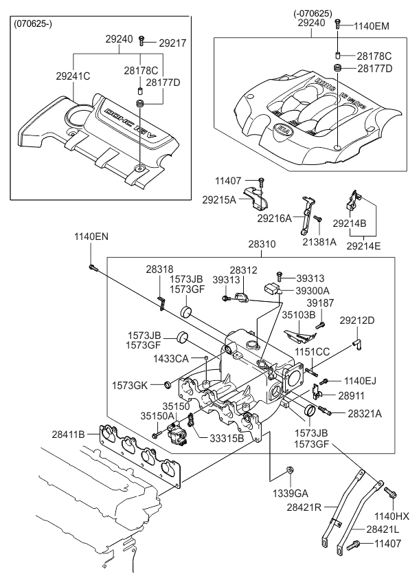 2010 kia sportage wiring diagram 3510323820 genuine kia bracket accelerator wire  genuine kia bracket accelerator wire