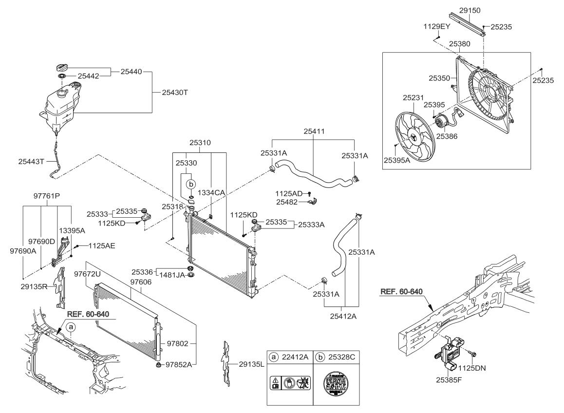 Brilliant 2014 Kia Sorento Engine Cooling System Kia Parts Now Wiring Cloud Oideiuggs Outletorg