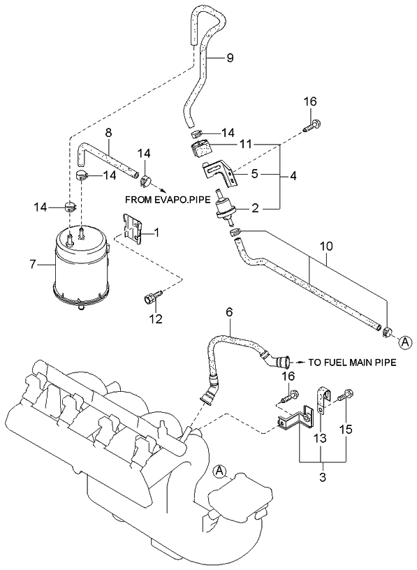 Excellent 0K30E18740 Genuine Kia Valve Assembly Proportion Solenoid Wiring 101 Capemaxxcnl