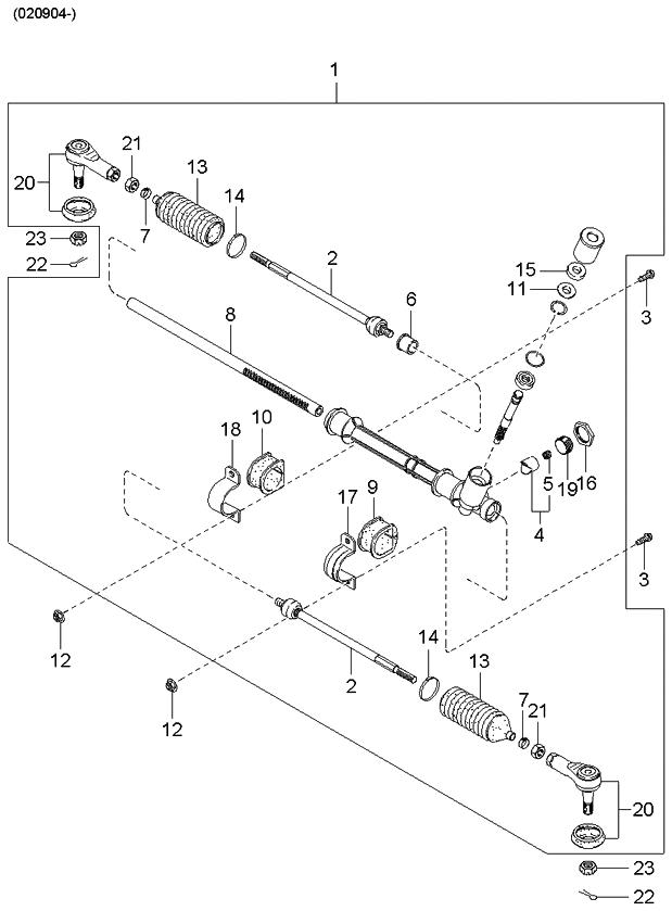 Swell 0K30A32110 Genuine Kia Gear Link M S Wiring Database Ittabxeroyuccorg