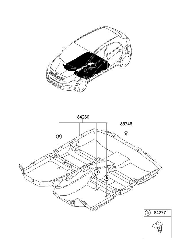 2012 kia rio manual transmission