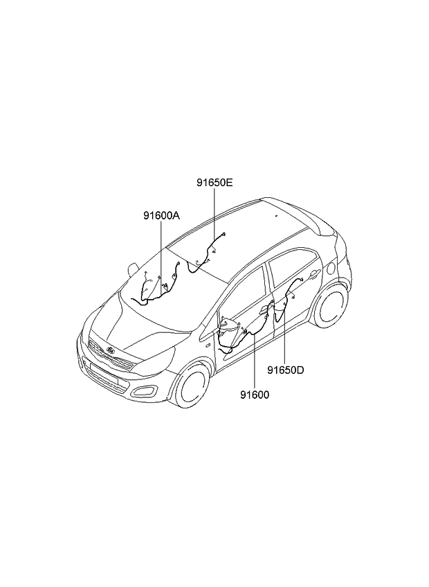 Kia Rio 1 6 Engine Diagram Kia Rio Check Engine Light