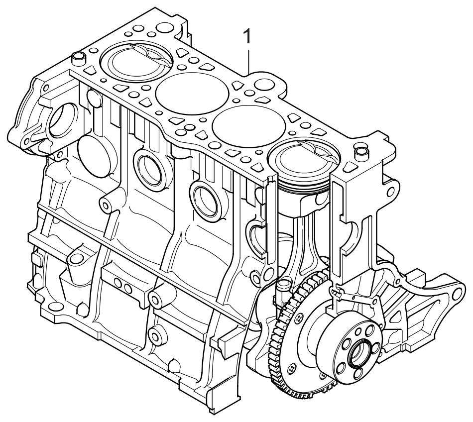 2006 Kia Rio Produced Before Sep 2006 Short Engine Assy