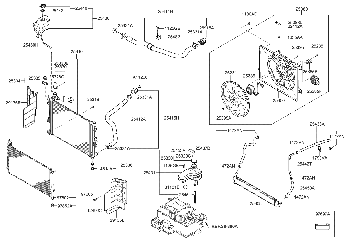 Pleasant Kia Engine Cooling Diagram Wiring Library Wiring Cloud Oideiuggs Outletorg