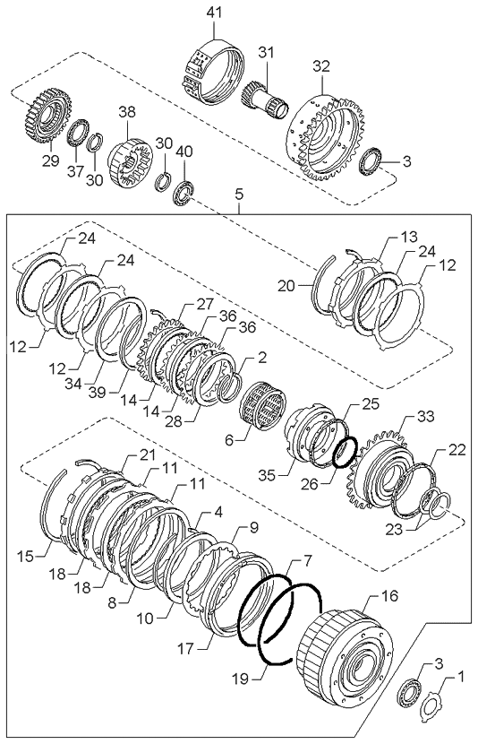 1997 Kium Sephium Engine Diagram