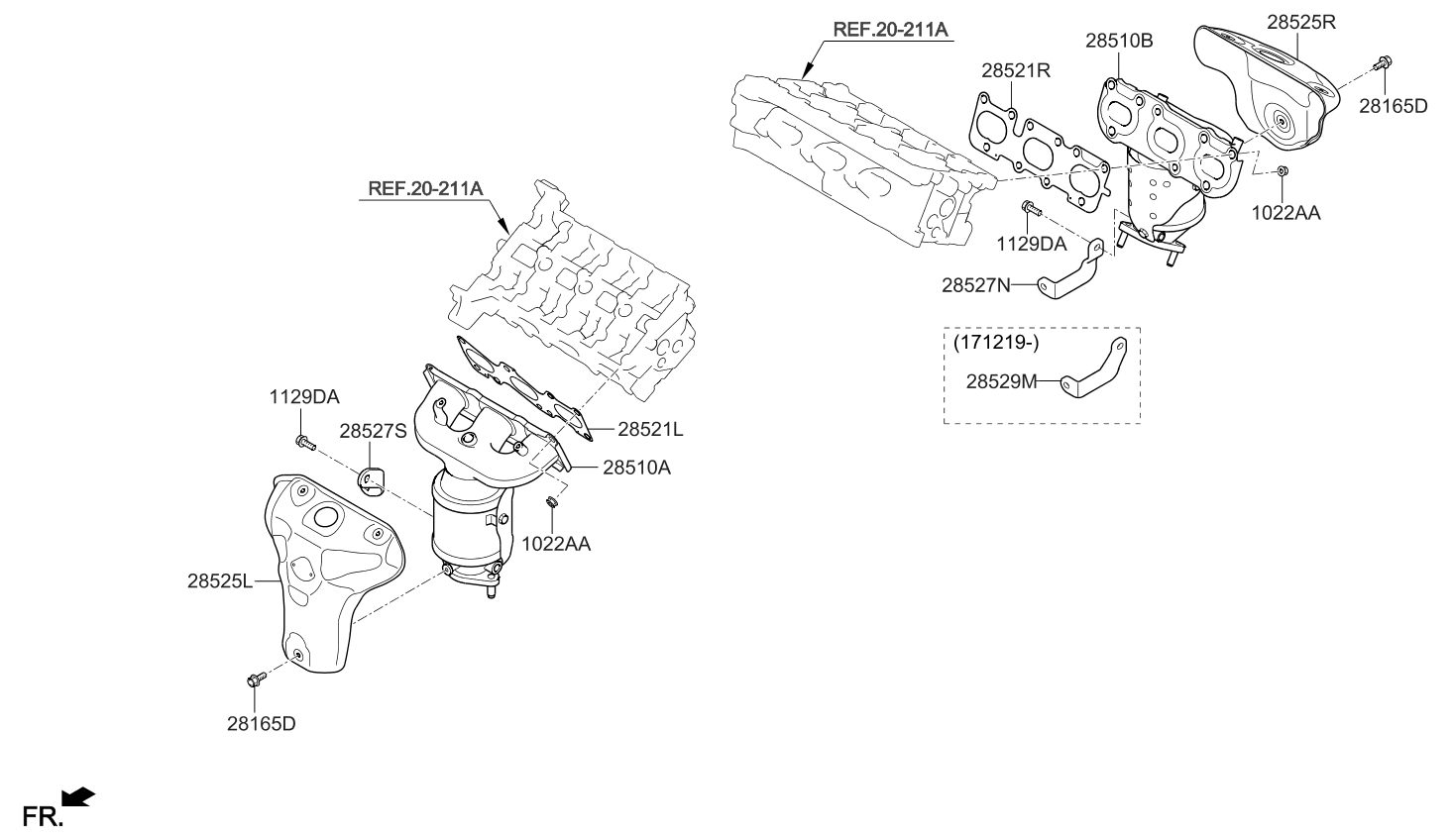 2006 kia sorento exhaust diagram