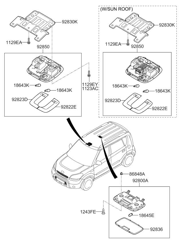 Kia Soul Oem Parts Diagram ImageResizerTool Com