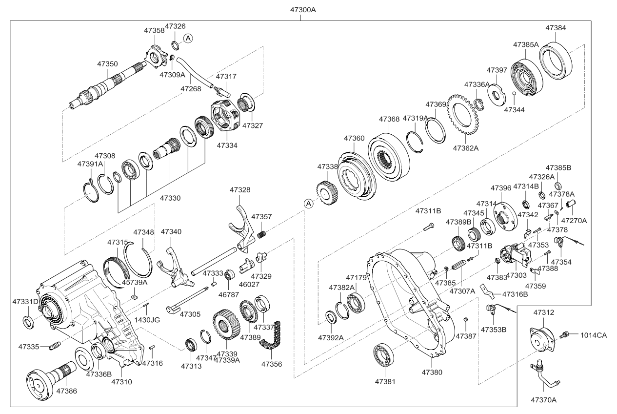 2007 Kium Sorento Engine Diagram