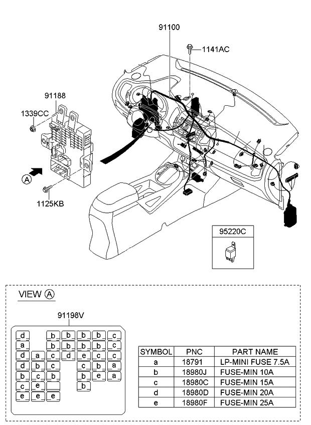 Kia Sportage 2011 Owner Wiring Diagram