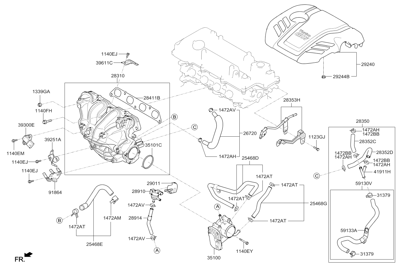 kia forte engine diagram  u2022 wiring diagram for free