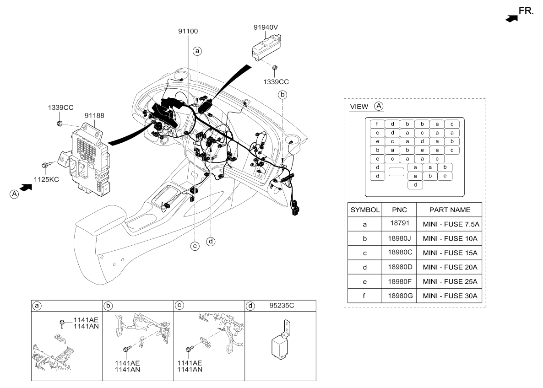 Kium Forte Wiring Diagram - Wiring Diagrams