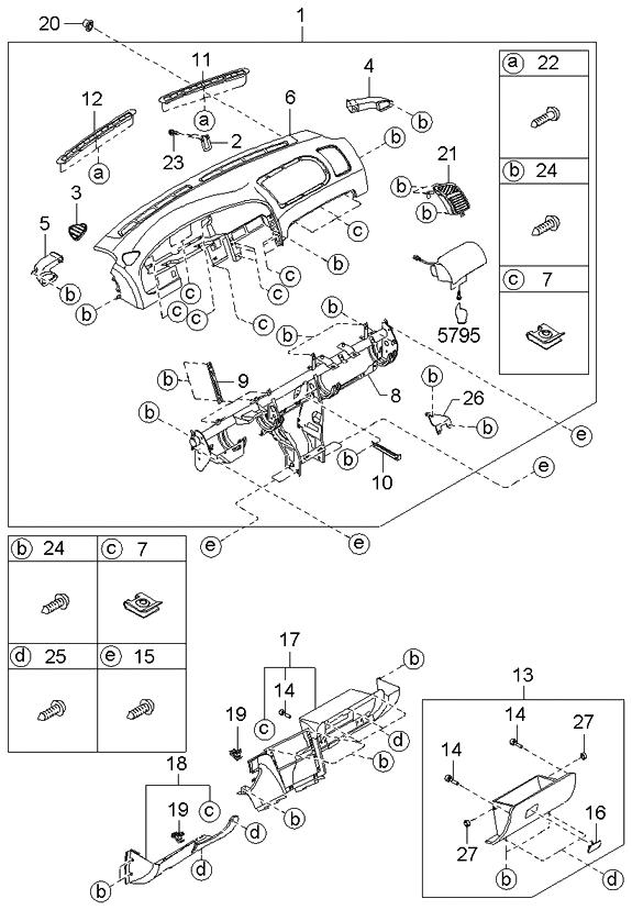 Kia Body Parts Catalog ~ Best KIA