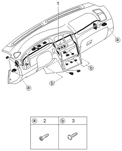 2002 Kium Wiring Harnes Diagram