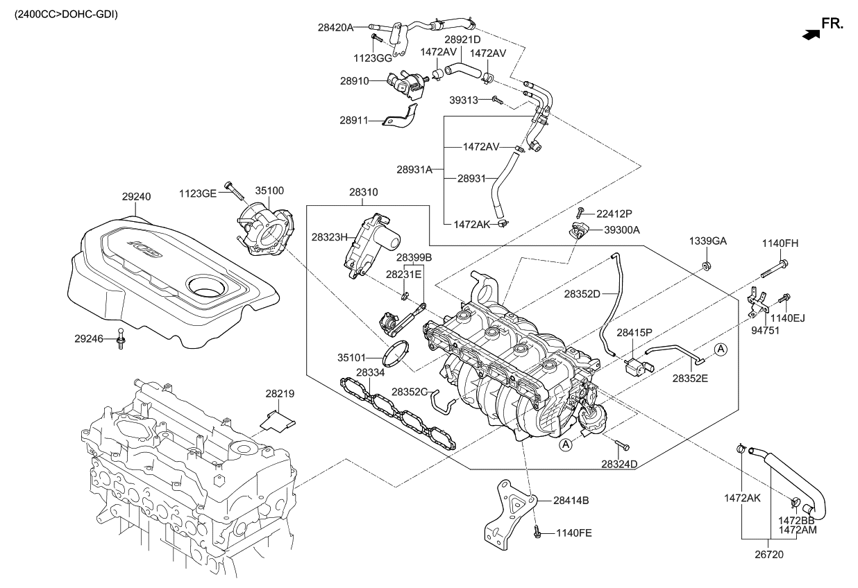 Kium Optima Engine Diagram