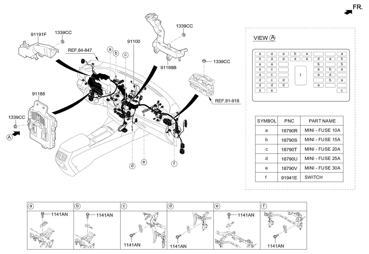 2016 Kia Optima main-wiring