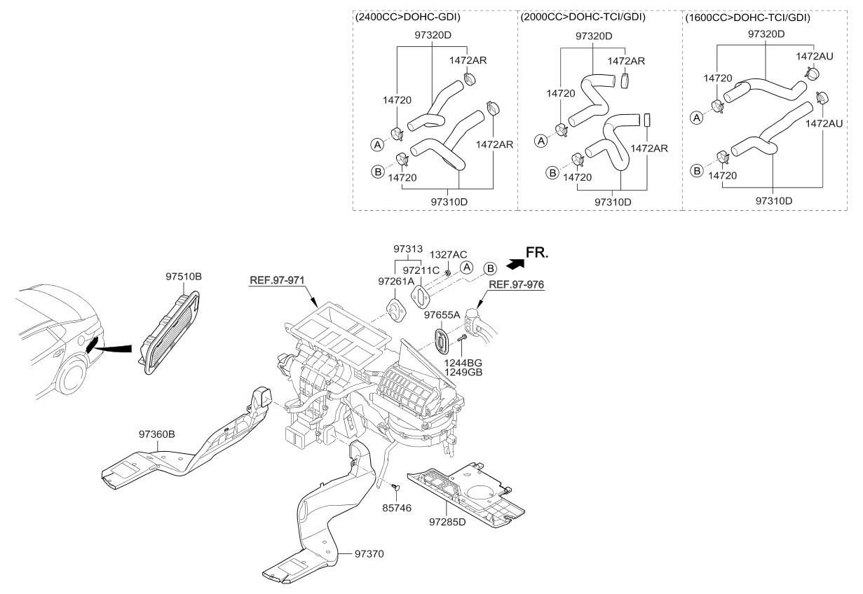 kia optima electrical engine diagram