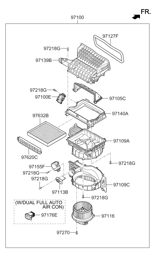 2017 kia sportage heater system heater blower kia parts now 2017 kia sportage heater system heater blower thumbnail 2 asfbconference2016 Choice Image