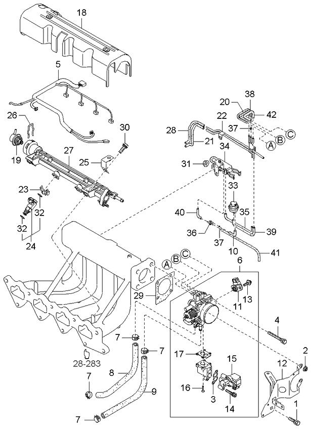 Wiring Diagram PDF: 2002 Kia Optima Engine Wiring Diagram