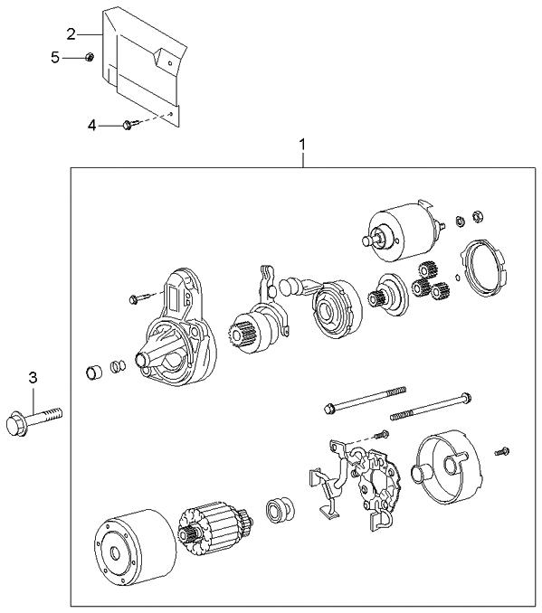 2001 Kium Optima Engine Diagram
