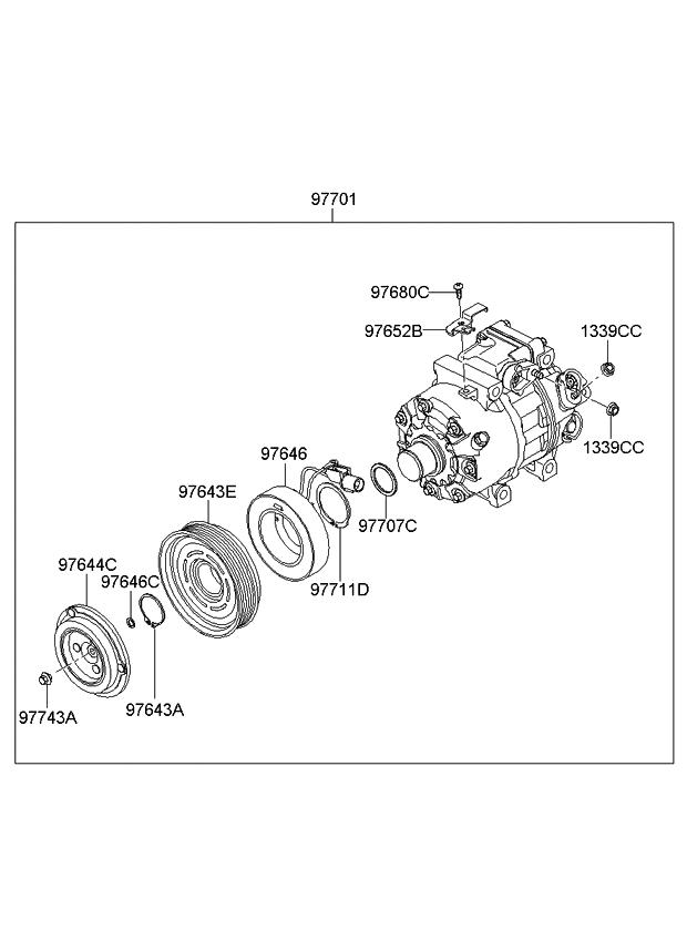 976433f400  c compressor