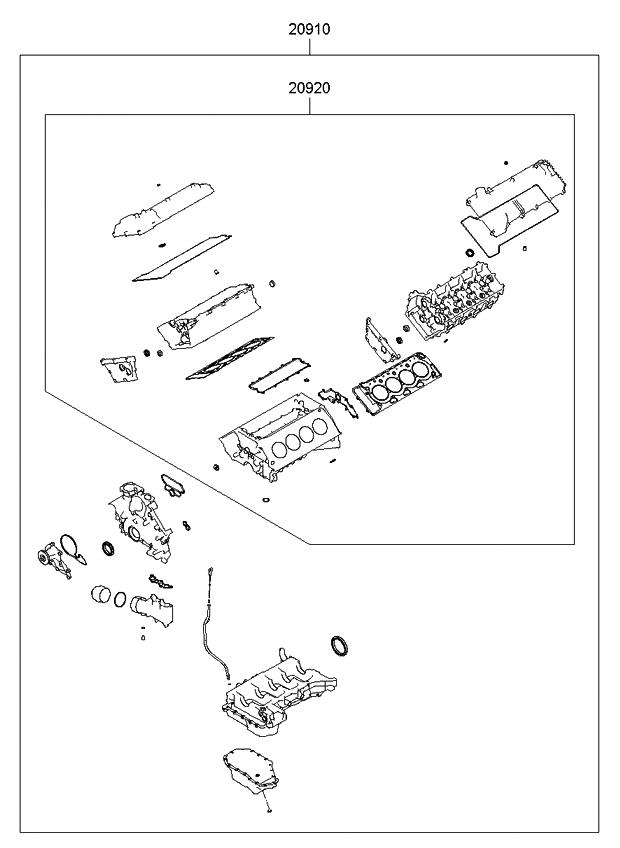 kia sportage front bumper diagram