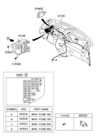 2012 Kia Soul Radio Wiring Diagram from www.kiapartsnow.com