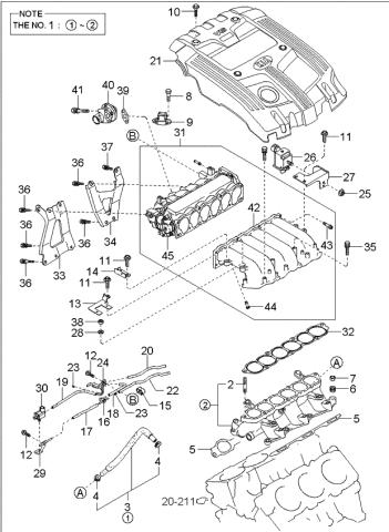 3946038650 - Genuine Kia VALVE-PURGE CONTROLGenuine Kia Parts