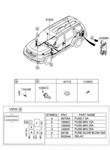 kia borrego air bag schematic - wiring diagram tags cup-usage-a -  cup-usage-a.discoveriran.it  discoveriran.it