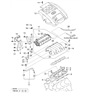 Related Parts for Kia Sedona PCV Hose - 2672139010