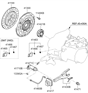 Related Parts for Kia Release Bearing - 4142132000